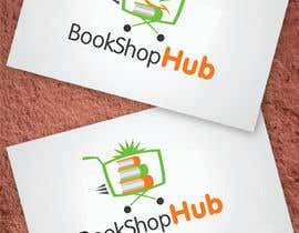 #88 para Design a Logo for BookShopHub.com por ngahoang