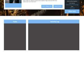 Nro 30 kilpailuun Design a 4-page Website Mockup for a Collaborative website käyttäjältä awilliams90