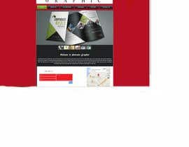 #10 cho Design a Home Page Mockup for my current website bởi dzordan724
