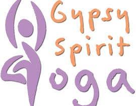 Nro 26 kilpailuun Logo for Gypsy Spirit Yoga käyttäjältä leahsilecchia