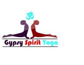 Nro 27 kilpailuun Logo for Gypsy Spirit Yoga käyttäjältä misualam