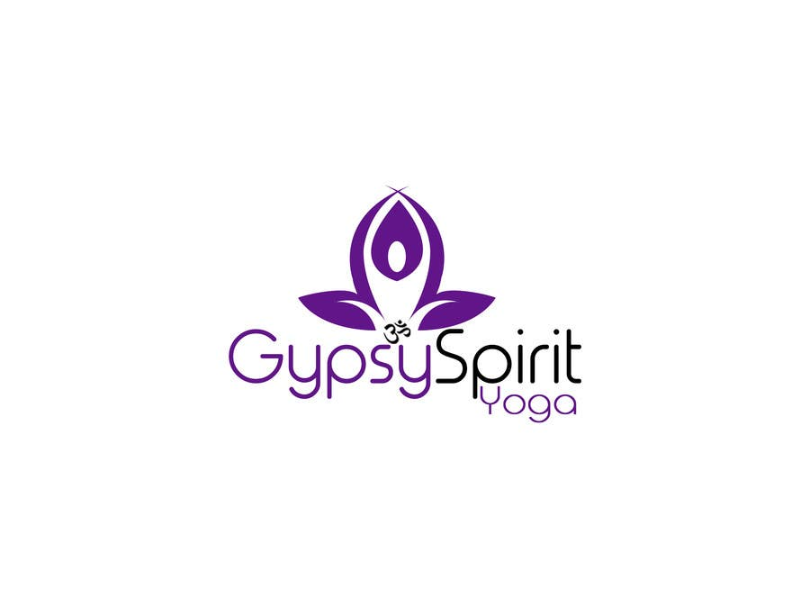 Kilpailutyö #8 kilpailussa Logo for Gypsy Spirit Yoga