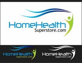 #137 para Design a Logo for HomeHealthSuperstore.com por aryainfo12