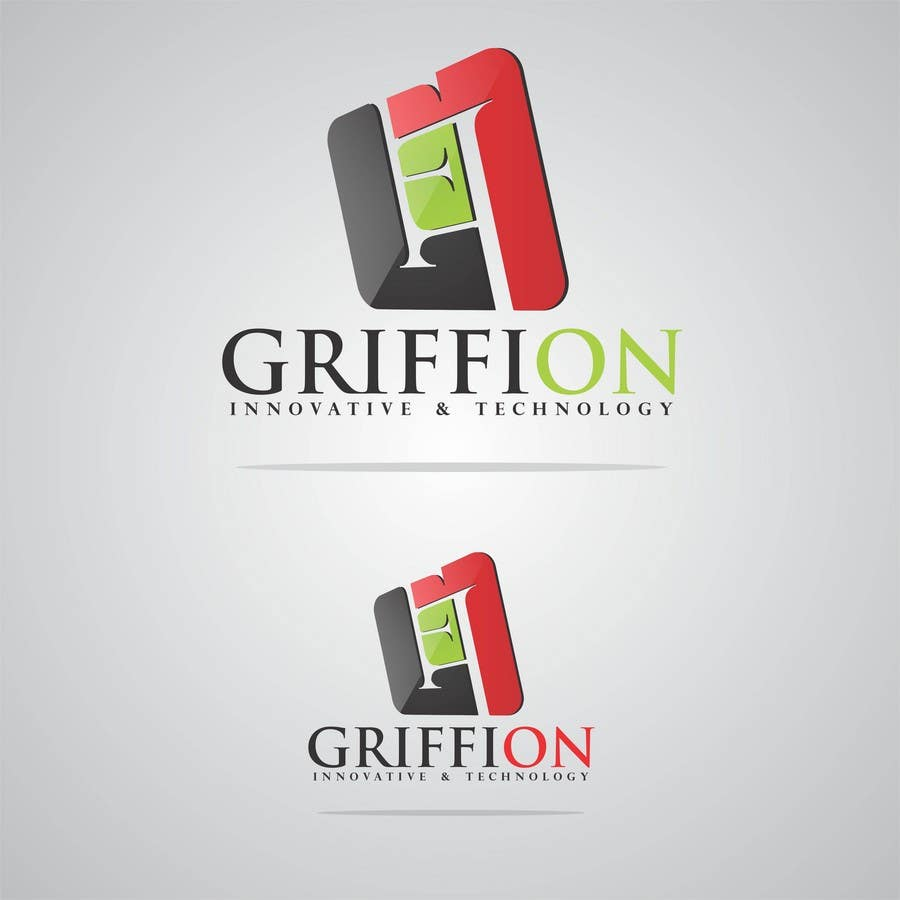 """Contest Entry #                                        383                                      for                                         Logo Design for innovative and technology oriented company named """"GRIFFION"""""""