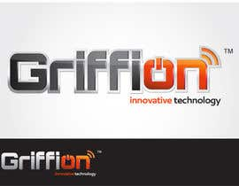 "miklahq tarafından Logo Design for innovative and technology oriented company named ""GRIFFION"" için no 411"