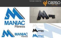 #13 for Design logo for Fitness equipment company by CasteloGD