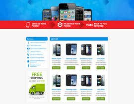 #11 for Website needed for cell phone repair shop by tania06