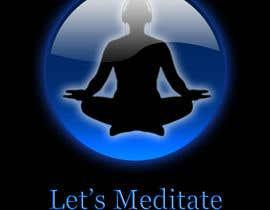 #39 para Design a Logo for Meditation Events por roystanleyc