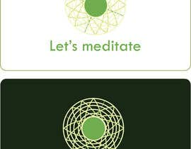 #13 para Design a Logo for Meditation Events por ribice123