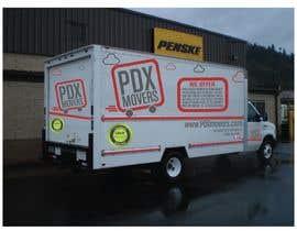 #6 untuk Box Truck Wrap Design oleh HAJI5