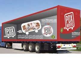 #28 for Box Truck Wrap Design by HAJI5