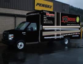 #12 untuk Box Truck Wrap Design oleh Arina95