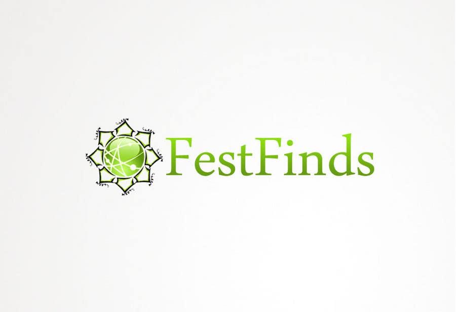 Konkurrenceindlæg #18 for Logo Design for FestFinds.com