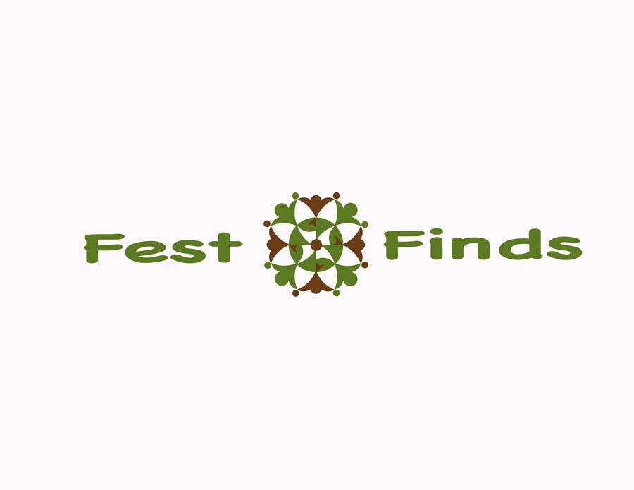 Конкурсная заявка №122 для Logo Design for FestFinds.com