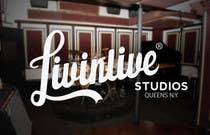 Bài tham dự #96 về Graphic Design cho cuộc thi Design a Logo for LivinLIveStudios Musical Recording Studio