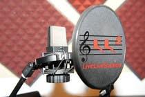 Bài tham dự #4 về Graphic Design cho cuộc thi Design a Logo for LivinLIveStudios Musical Recording Studio