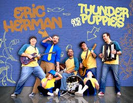 #57 para Photoshop Background for Band Publicity Photo por NicolasFragnito