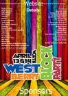 Proposition n° 11 du concours Graphic Design pour Poster Design for 2 Day Music Festival