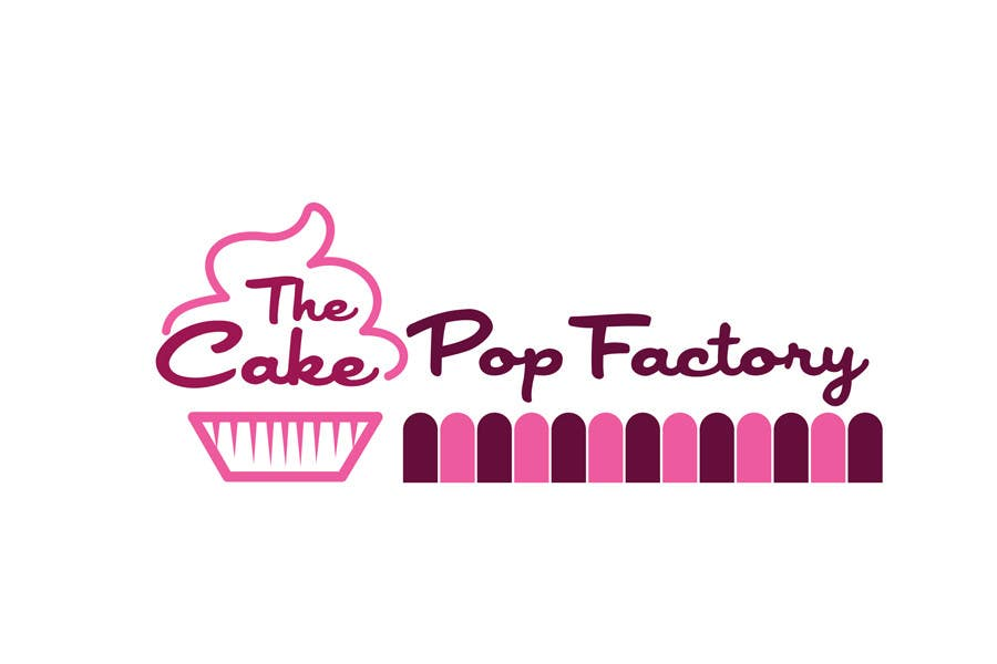 #96 for Logo Design for The Cake Pop Factory by ulogo