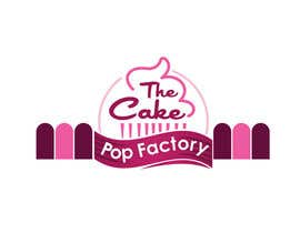 ulogo tarafından Logo Design for The Cake Pop Factory için no 113