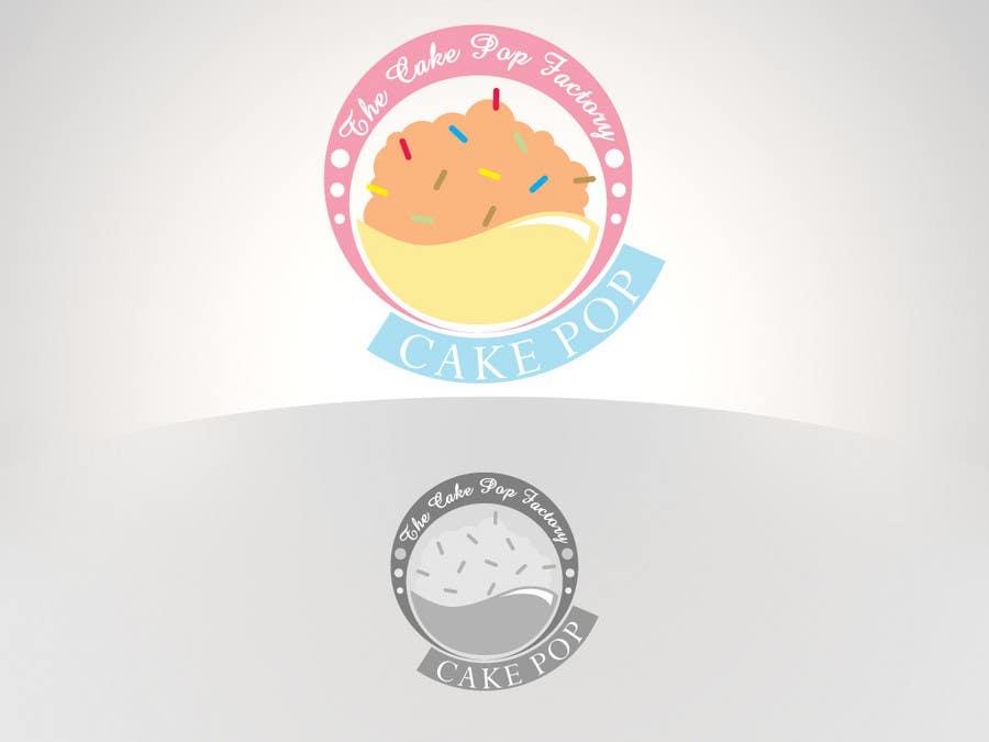 #68 for Logo Design for The Cake Pop Factory by taylansoytemiz