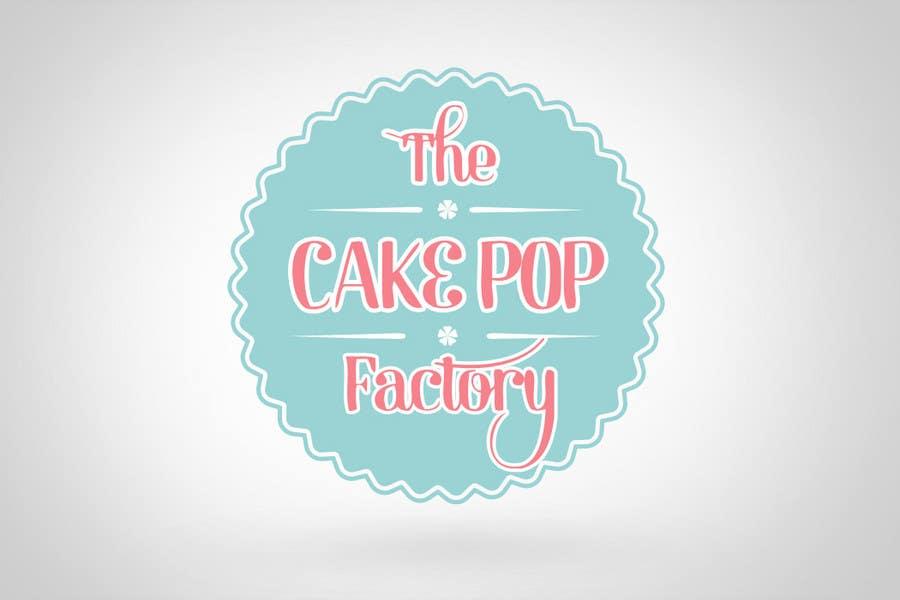 #59 for Logo Design for The Cake Pop Factory by k1kk
