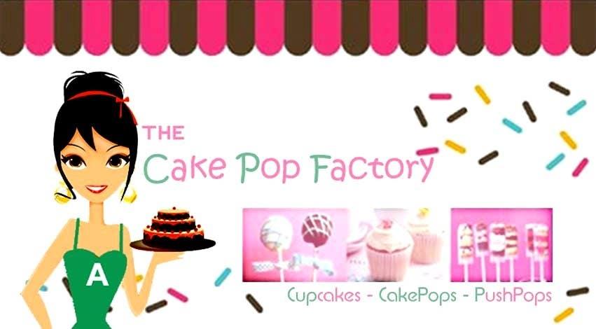 #72 for Logo Design for The Cake Pop Factory by malakark