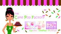 Proposition n° 114 du concours Graphic Design pour Logo Design for The Cake Pop Factory