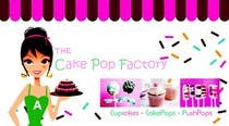 Contest Entry #69 for Logo Design for The Cake Pop Factory