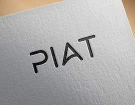 Nro 162 kilpailuun PIAT Logo Design käyttäjältä mumair756