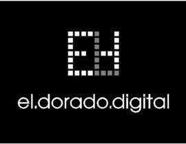 #69 para Design a Logo for El Dorado Digital por mohamedrashi