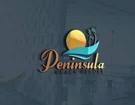 Nro 242 kilpailuun Peninsula Beach Resort Logo käyttäjältä Colorbrand