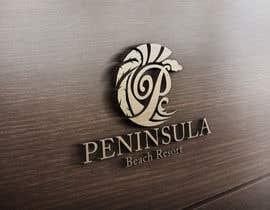 Nro 395 kilpailuun Peninsula Beach Resort Logo käyttäjältä rhadricx