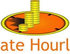 #18 untuk Design a Logo for Rate Hourly oleh zweryok