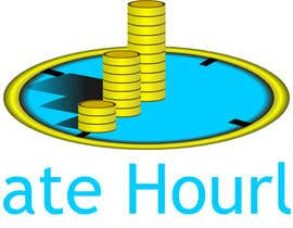 #20 untuk Design a Logo for Rate Hourly oleh zweryok