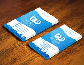#250 para Design Business Card for NYC Real Estate Firm por pointlesspixels