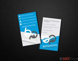 #249 for Design Business Card for NYC Real Estate Firm af roryl