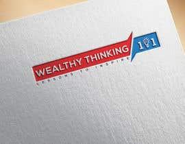 Nro 288 kilpailuun Wealthy Thinking 101 Logo Design Contest käyttäjältä CreateUniqueDSGN