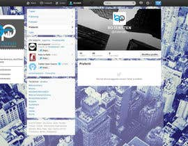 #16 cho Design Twitter Background for NYC Real Estate Firm bởi draison