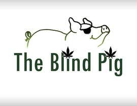 "#11 untuk Design a Logo for ""The Blind Pig"" - A Marijuana Retail Store oleh mohitekishor"