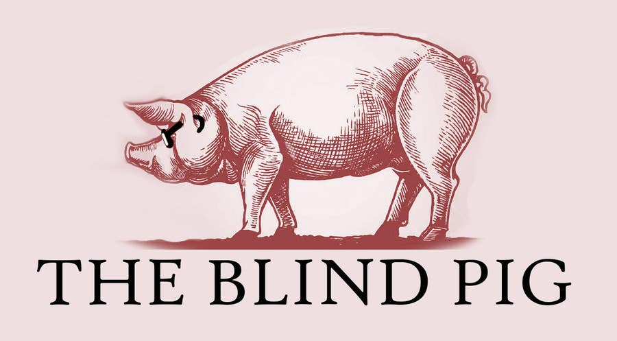 """#59 for Design a Logo for """"The Blind Pig"""" - A Marijuana Retail Store by Cybergooch"""