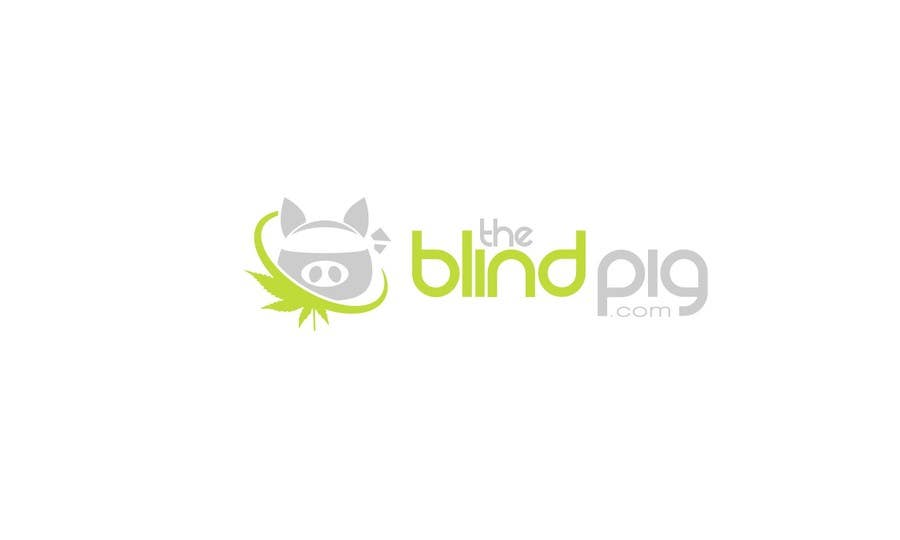 """#113 for Design a Logo for """"The Blind Pig"""" - A Marijuana Retail Store by FlexKreative"""