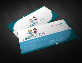 #44 para Logo and Business Card for Happy Titi (baby-sitting) por tahira11