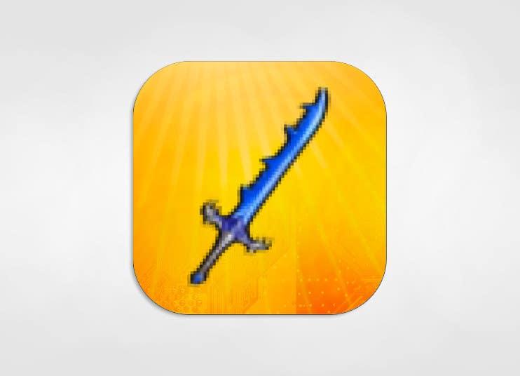 Proposition n°24 du concours Design app icon for iOS app