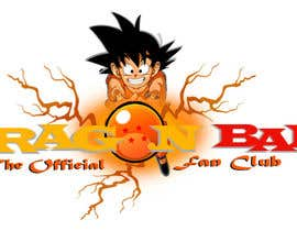 nº 37 pour Dragonball the official fan club par ChristianJohn07