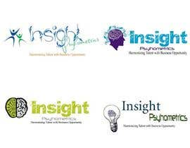 #42 para Logo Design for INSIGHT PSYCHOMETRICS por BraveWiki