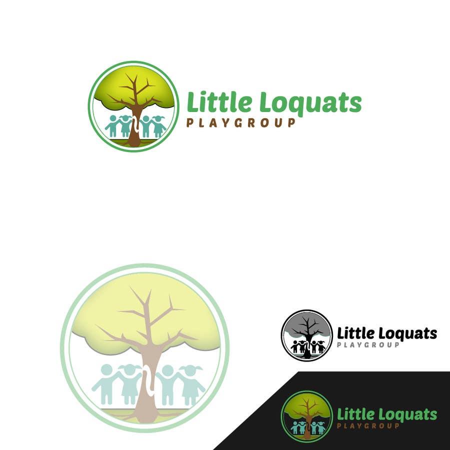 Konkurrenceindlæg #16 for Design a Logo for children's playgroup