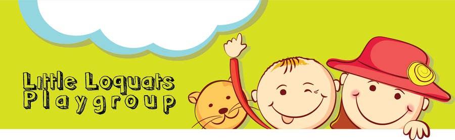 Bài tham dự cuộc thi #24 cho Design a Logo for children's playgroup