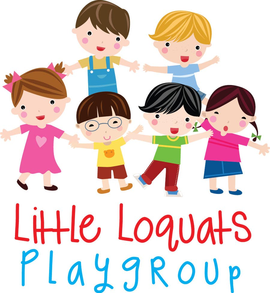 Konkurrenceindlæg #38 for Design a Logo for children's playgroup