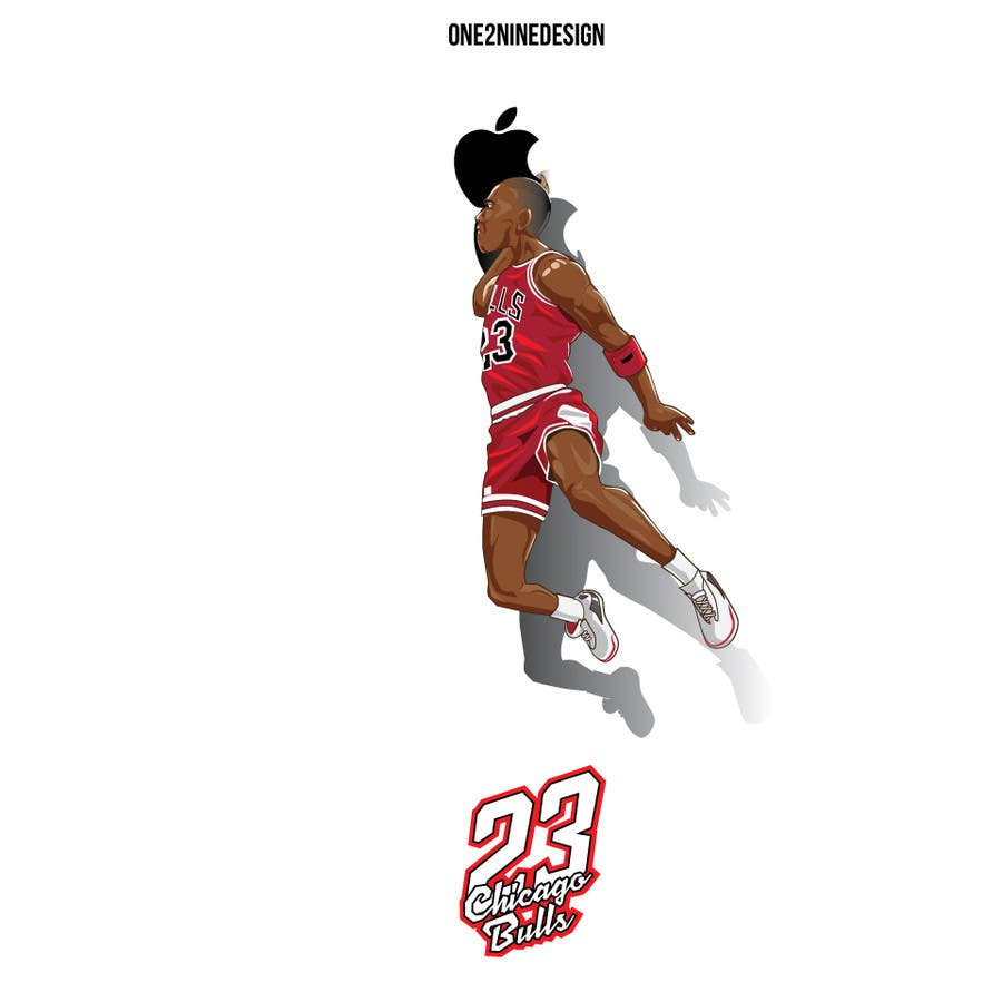 Vector Alinawannawork Nba By Illustration Entry26 Cartoon For exorBCd